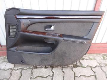 AUDI A8 D2 TAPICERKA BOCZEK DRZWI SOUL PRZOD PRAWY