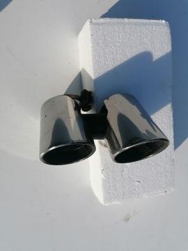 Końcówki wydechu lewa PORSCHE 911 991 Carrera