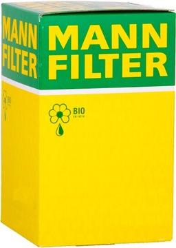 Filtr oleju MANN-FILTER W 8017