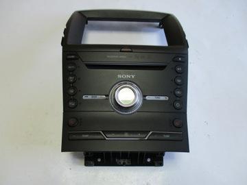 Panel klimatyzacji Ford Edge HM2T-18E245-AYA