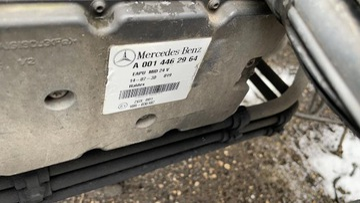 Zawór osuszacza EAPU Mercedes Actros MP4