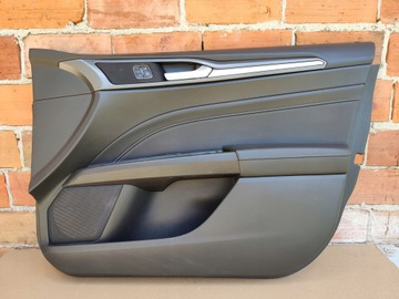 Mondeo MK5 boczek prawy przód skóra ambient oświet