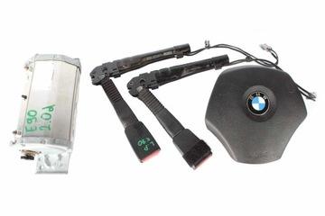 BMW E92 E93 Poduszka kierowcy pasażera napinacze