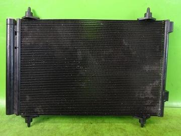 Chłodnica klimatyzacji PEUGEOT 307 SW 1.6 HDI 07r