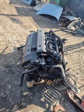 BMW E39 E36 E34 SILNIK 2.5B M52B25 KPL SWAP 256S3