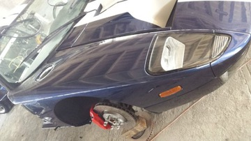 Ford GT GT40 lampa blotnik maska belka amortyzator