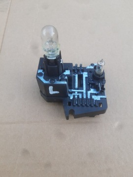 WKŁAD LAMPY LEWY TYŁ LED AUDI A6 C6 04-08 KOMBI