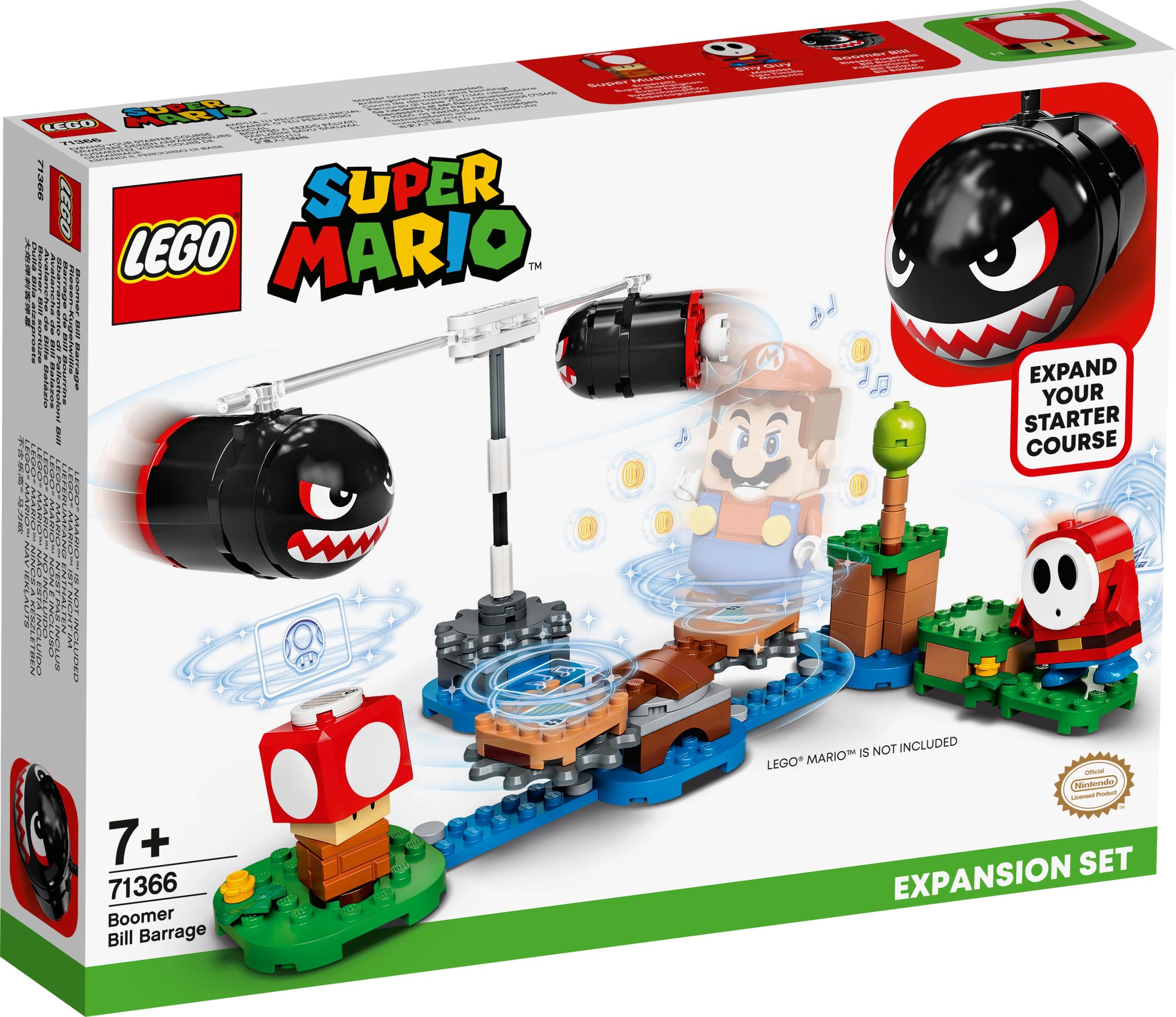 Лего Супер Марио Банзай Билл 71366