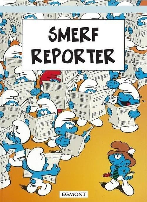 Smerf Reporter Luc Parthoens, Thierry Culliford