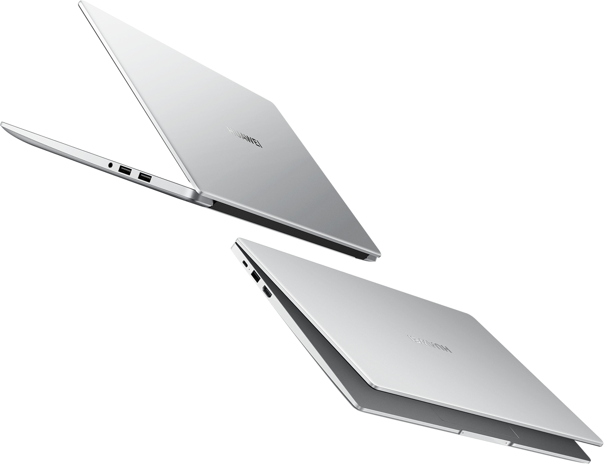 Laptop Huawei MateBook D15 Ryzen5 8/256GB szary