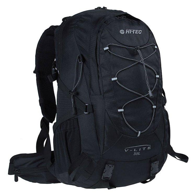 Hi-Tec Aruba туристический рюкзак 35л черный