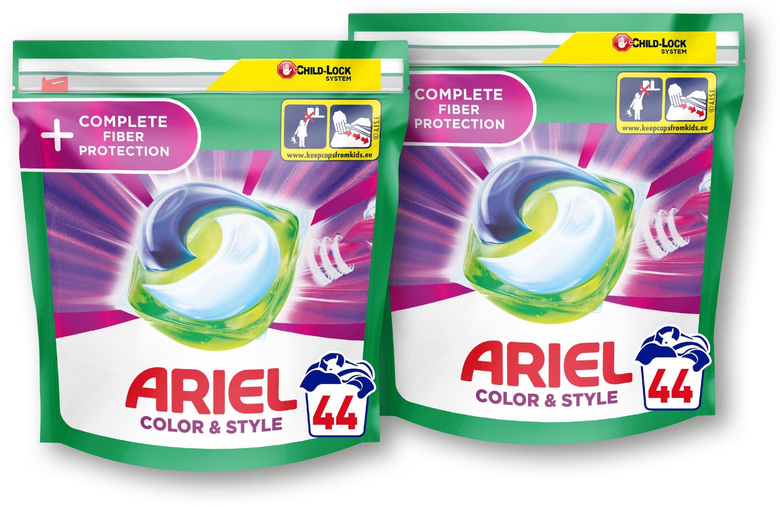 Ariel kapsułki do prania Plus Complete 2x44 szt
