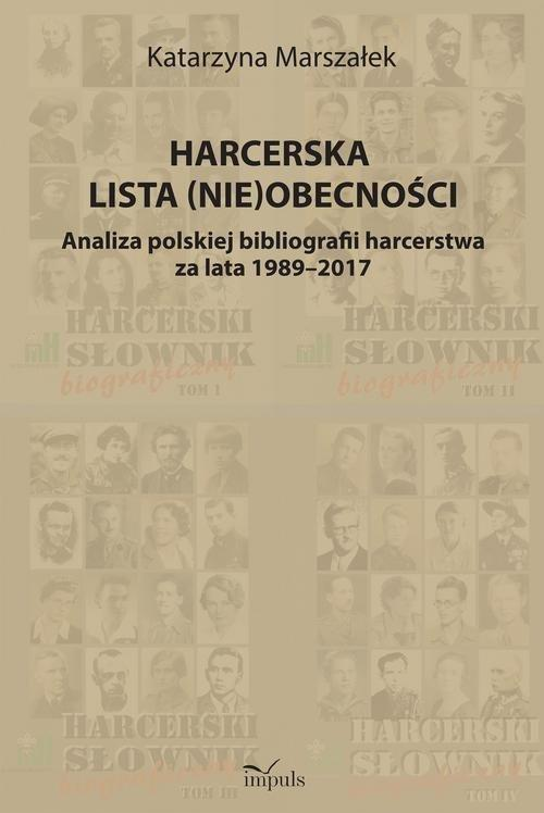 Harcerska список (не)присутствии Екатерины Спикер