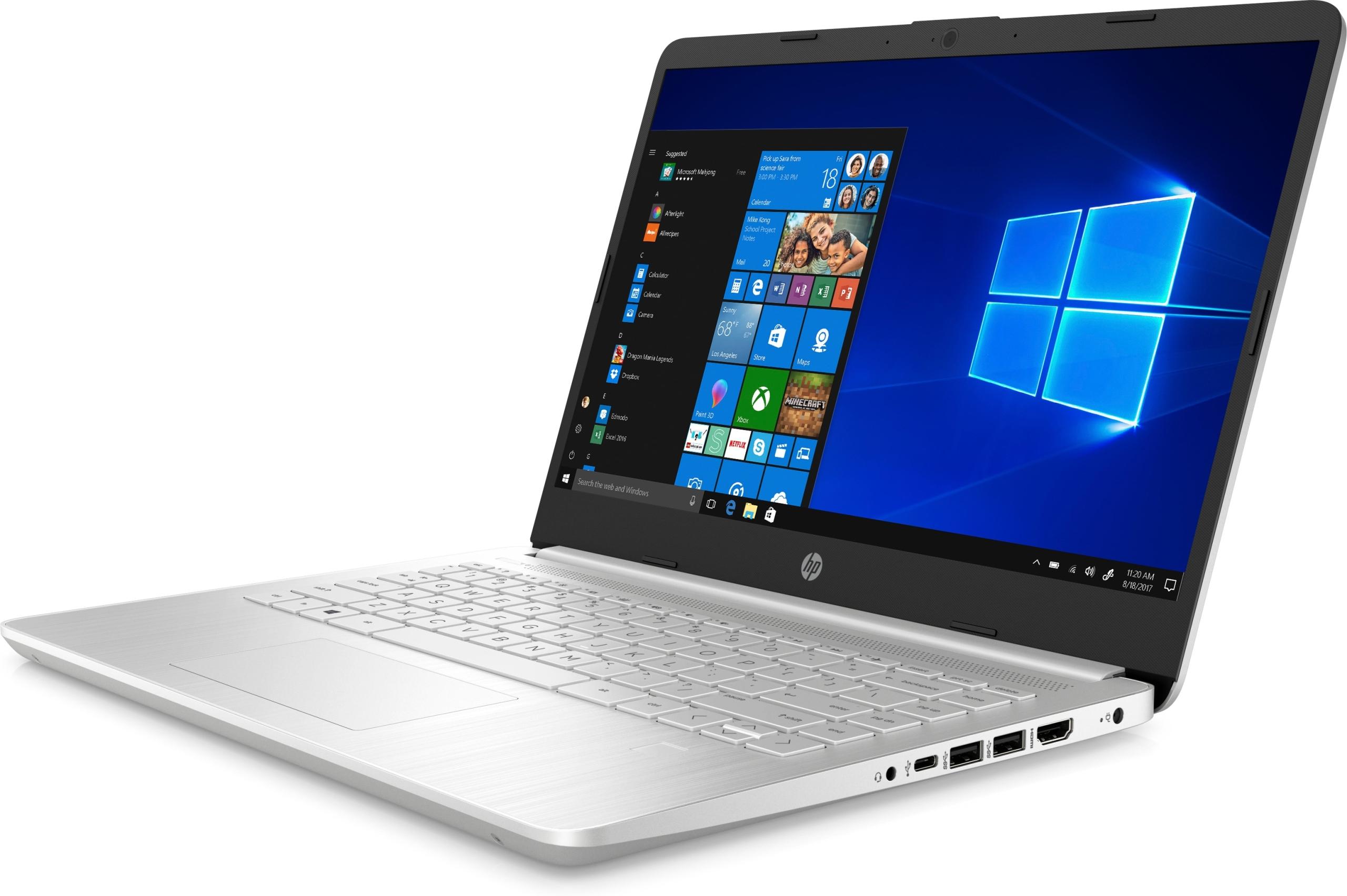 "Laptop Hp 14s-dq2011nw 14"" 8 Gb / 8 Gb"