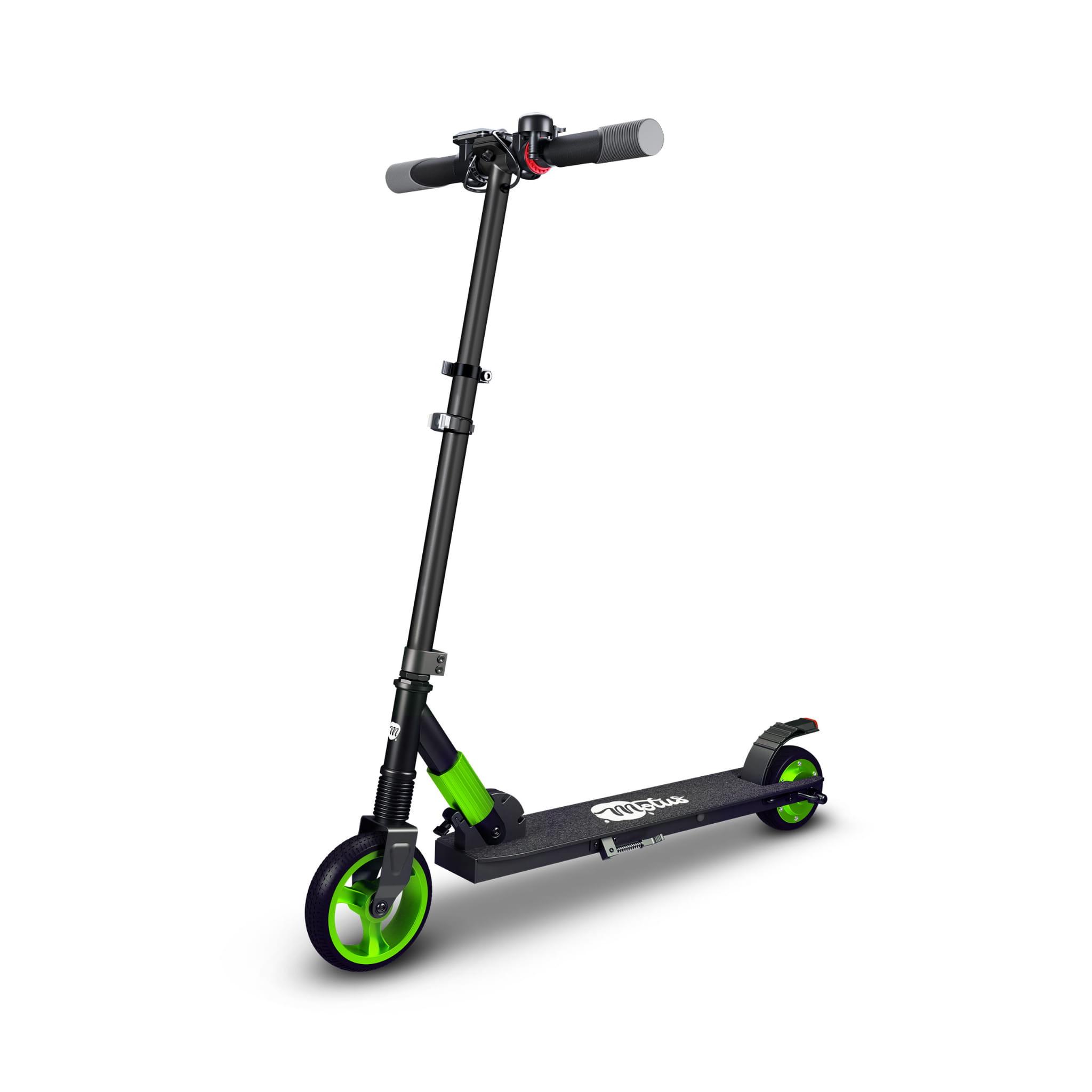 Motus Scooty 6,5 Зеленый электрический скутер