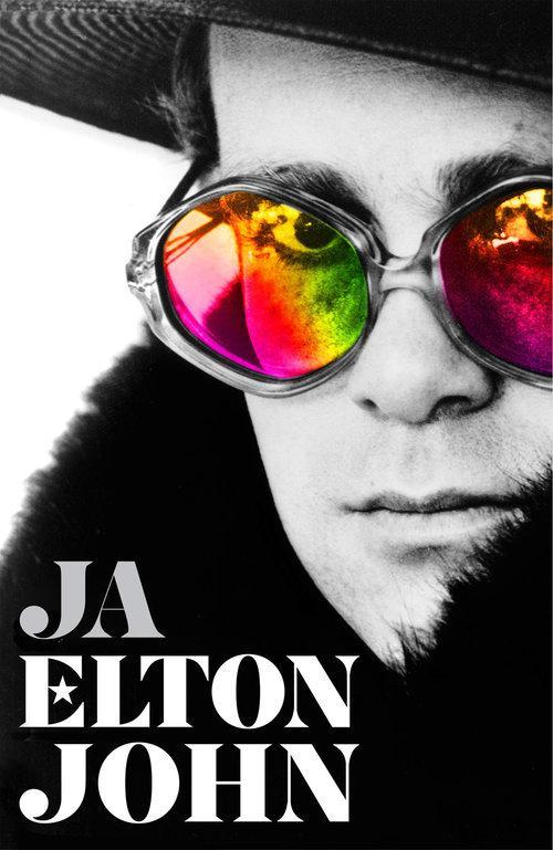 Ja Pierwsza i jedyna autobiografia Eltona Johna