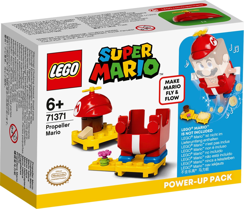 Lego Super Mario Вертолет Марио 71371
