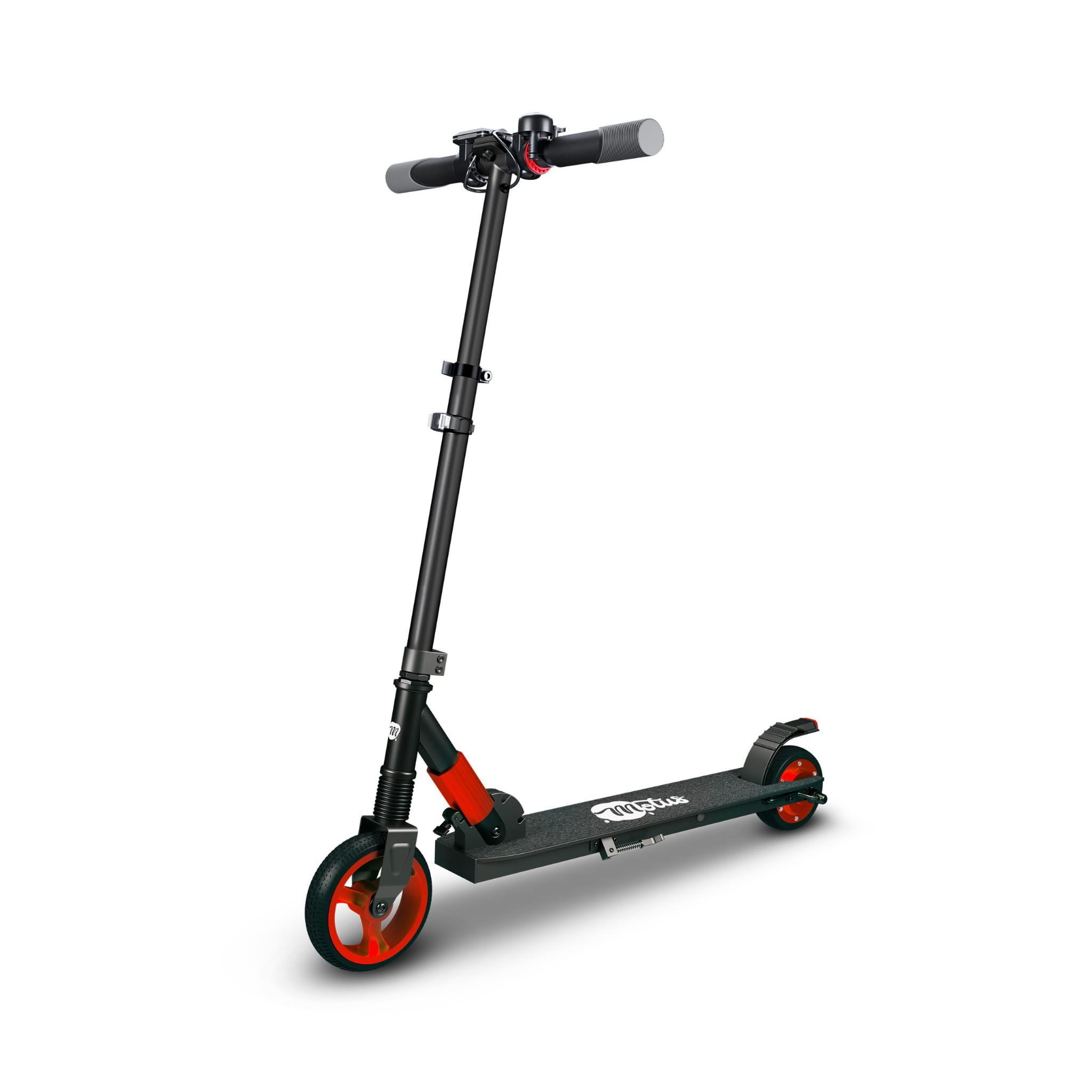 Motus Scooty 6,5 Красный электрический скутер