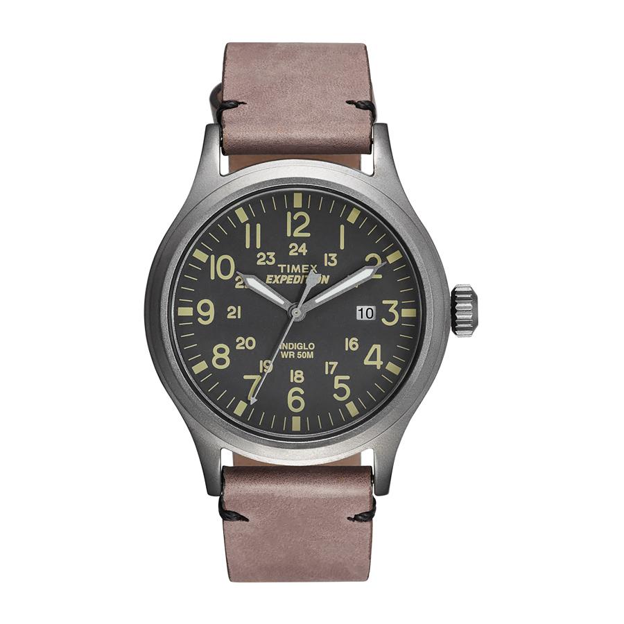 Zegarek męski Timex TW4B01700 na pasku Indiglo 50m