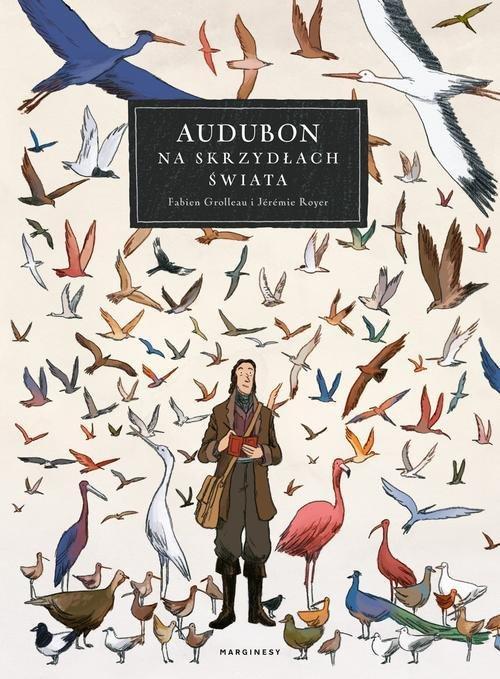 Item Audubon On wings of peace F. Grolleau, J. Royer