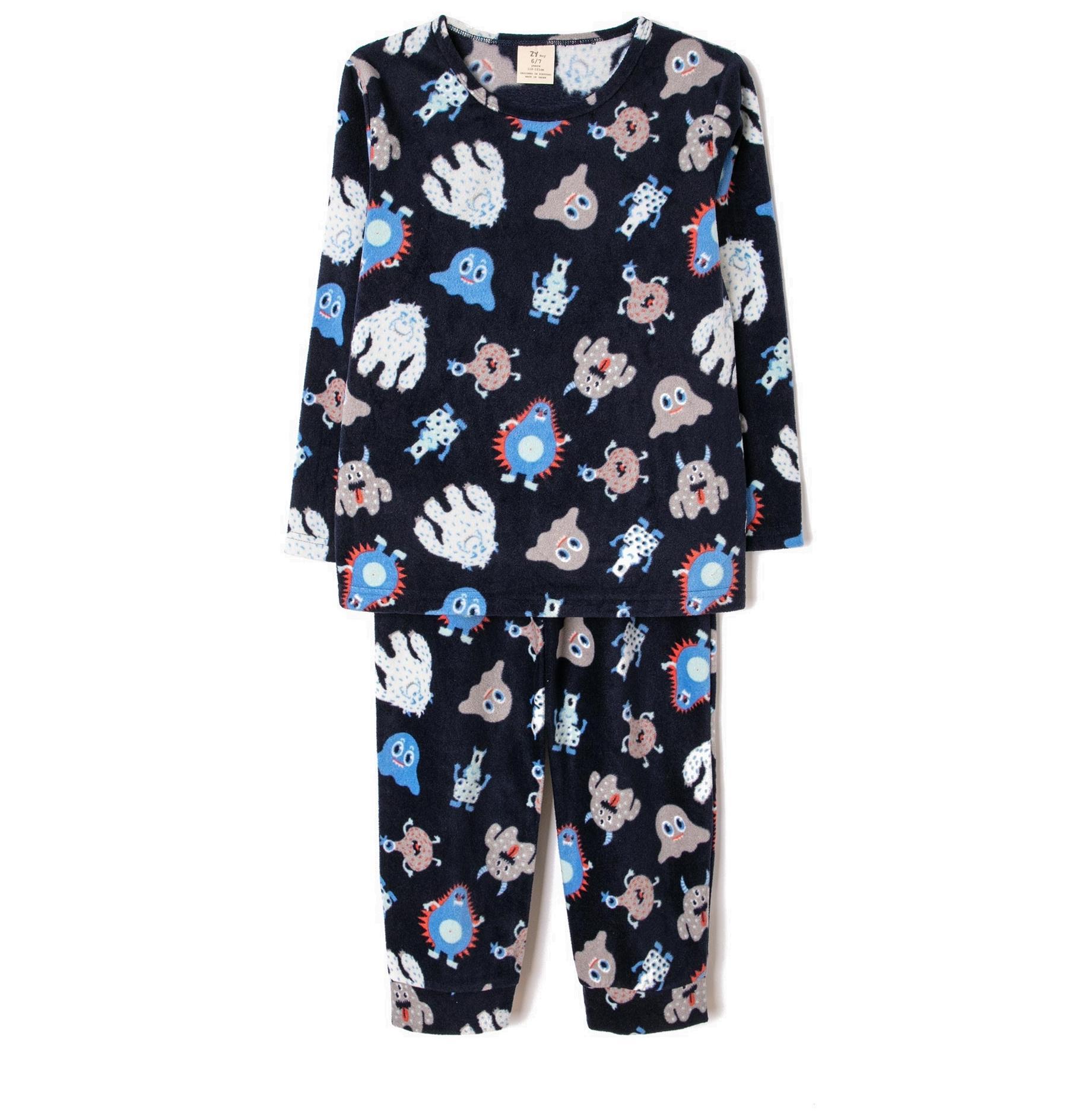 Pyžamo pre chlapcov Zippy ruží. 163, 6901055