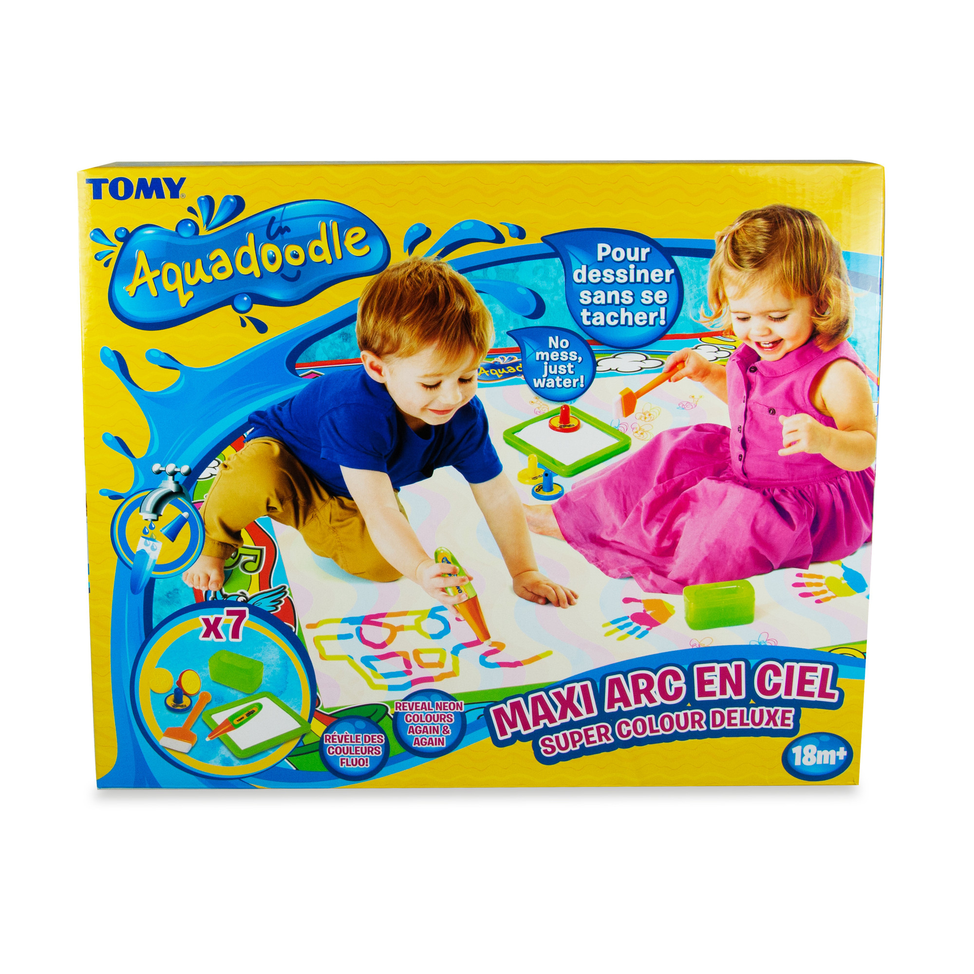 Tomy Mat Water farba luxusná Aquadoodle T72373
