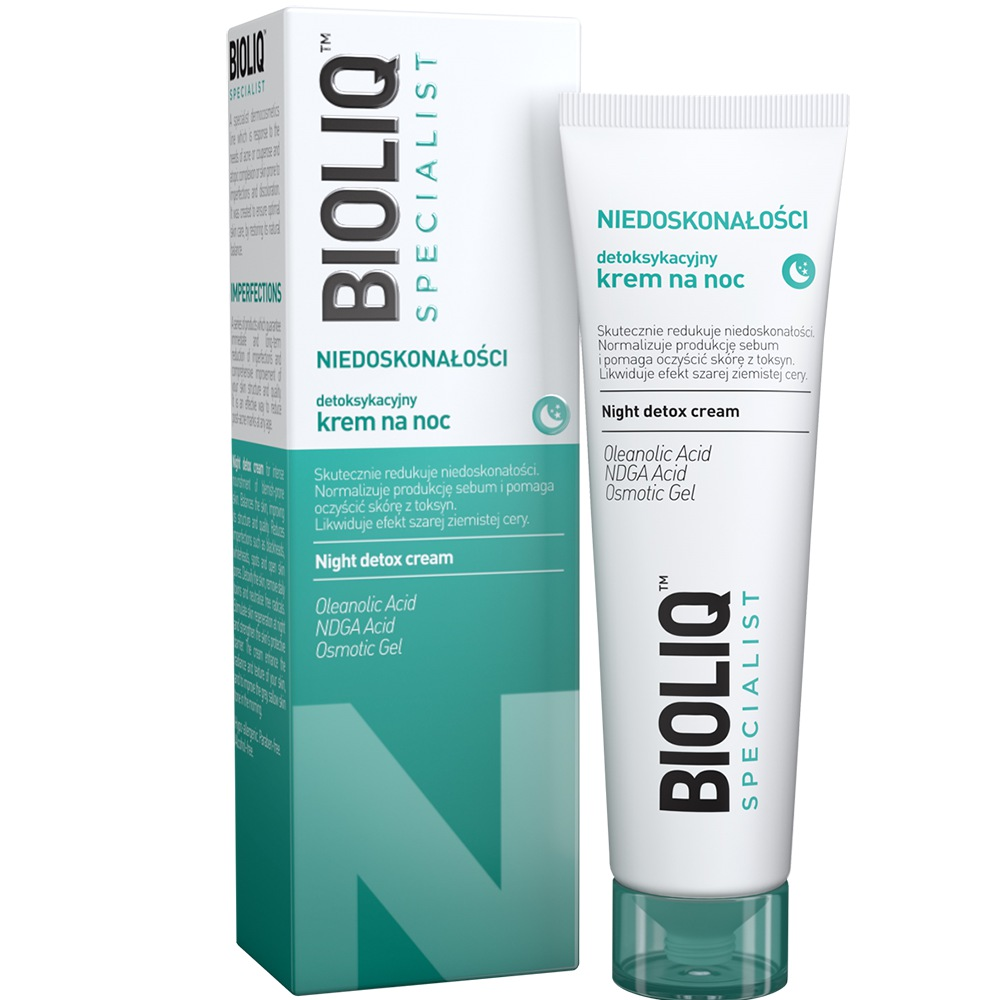 Item The Bioliq cream detoksykacyjny 30 ml of Imperfection