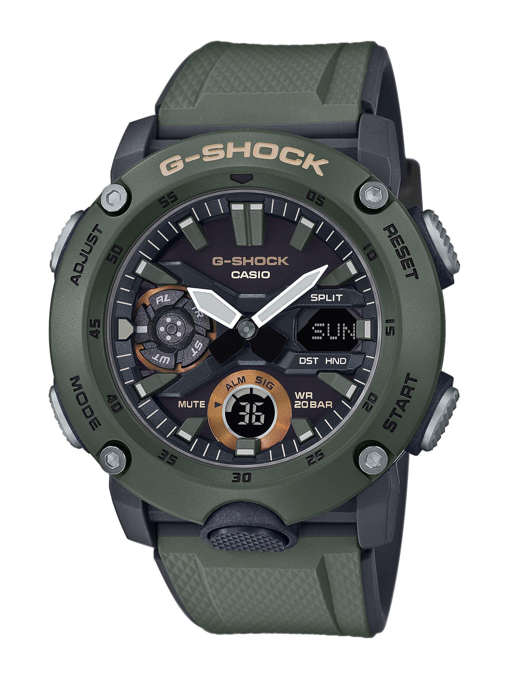Item Men's watch CASIO G-SHOCK GA-2000-3AER