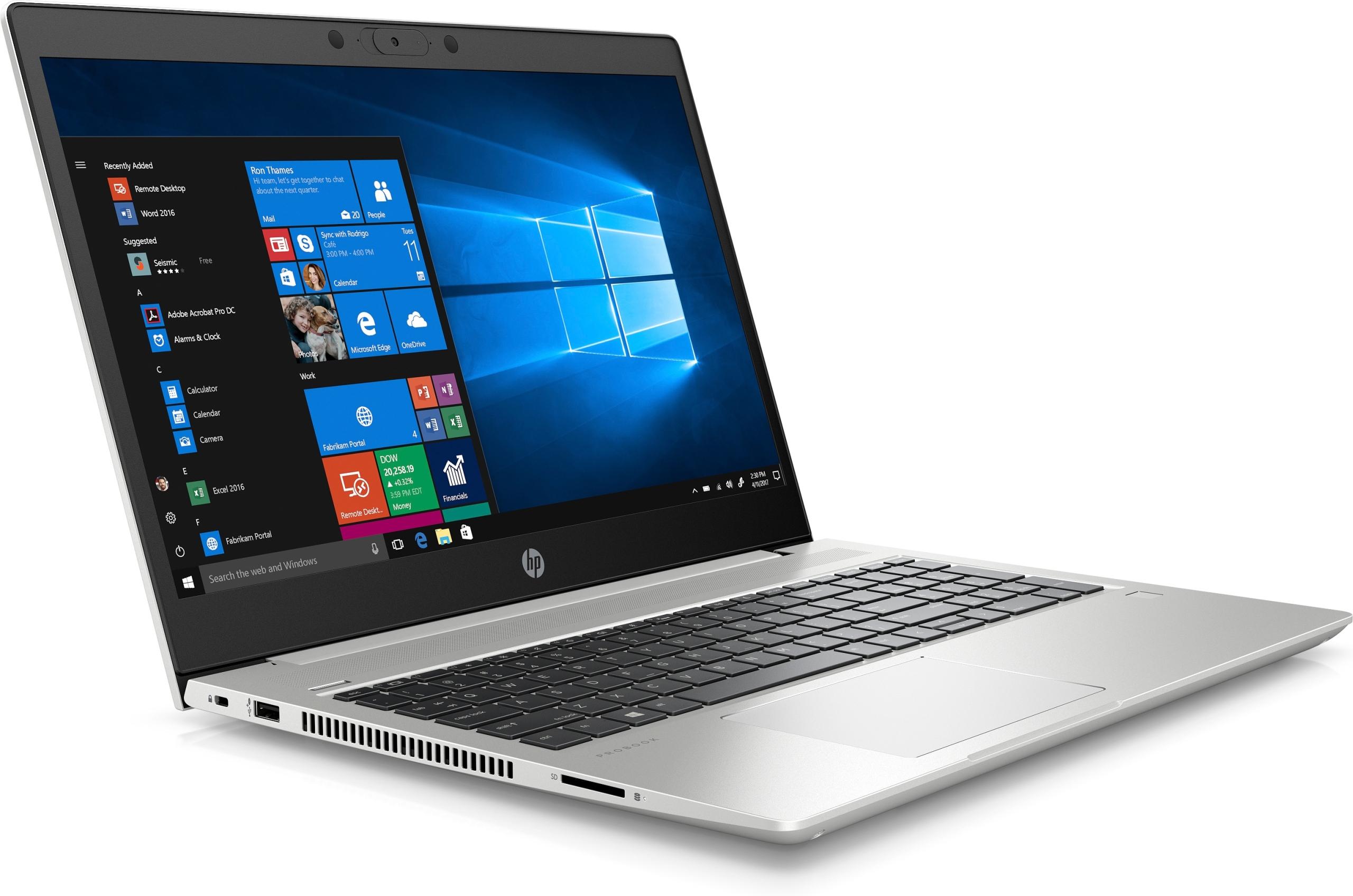 "Laptop Hp 450 G7 15,6 "" Intel Core i5-10210U"