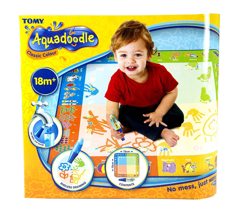 TOMY Aquadoodle rohož Classic farba T72370
