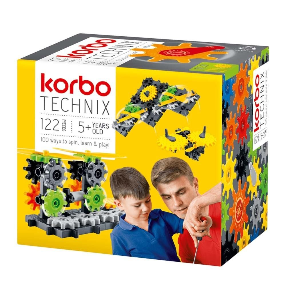 Podložky Korbo Korbo Technik 122 ks.