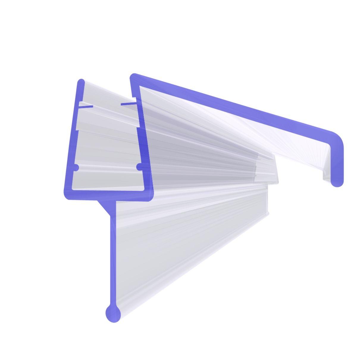Sprchové tesnenie 140cm 5 - 8 mm UK21