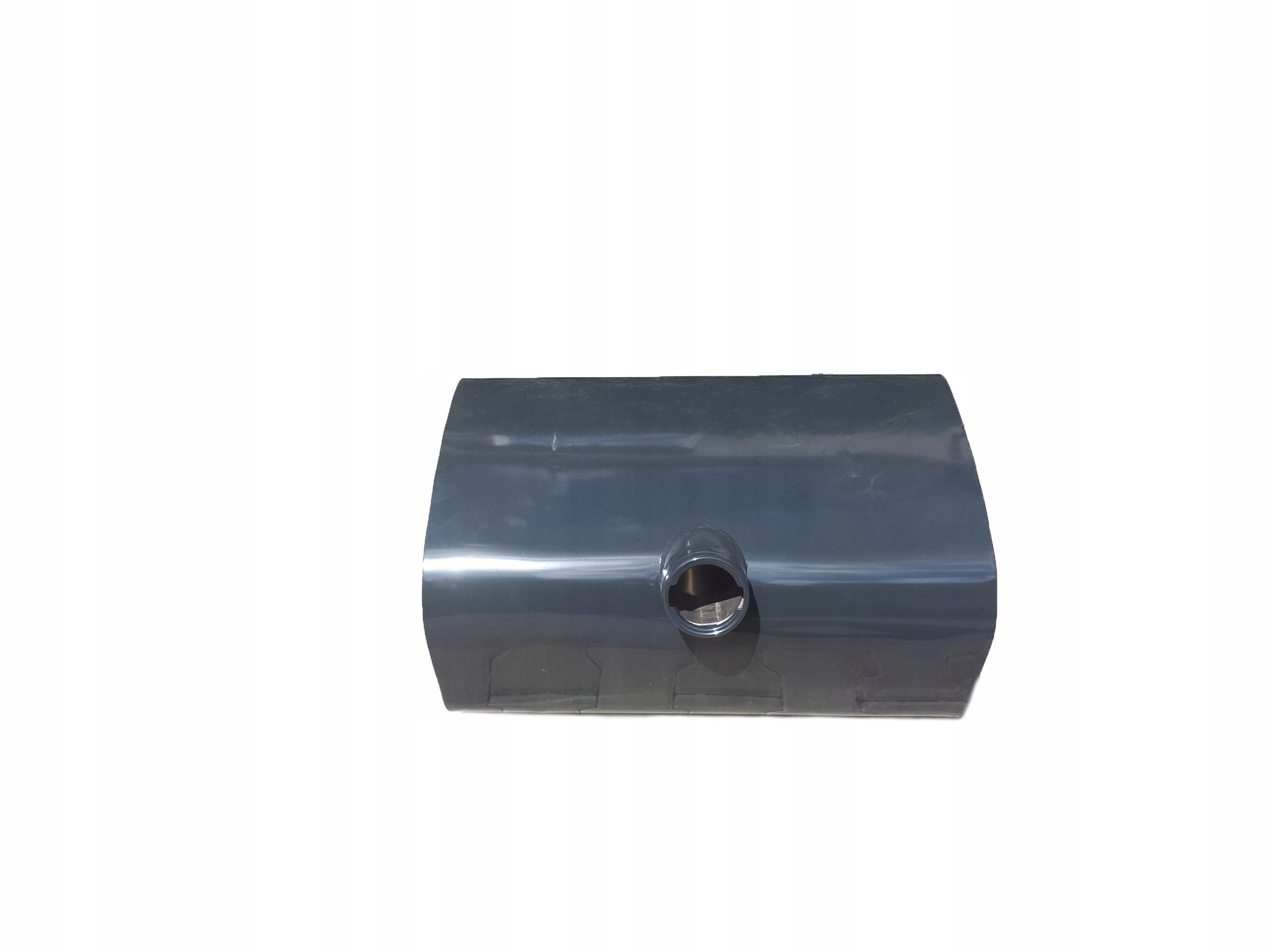 бак топлива daf lf 45 120 l алюминий
