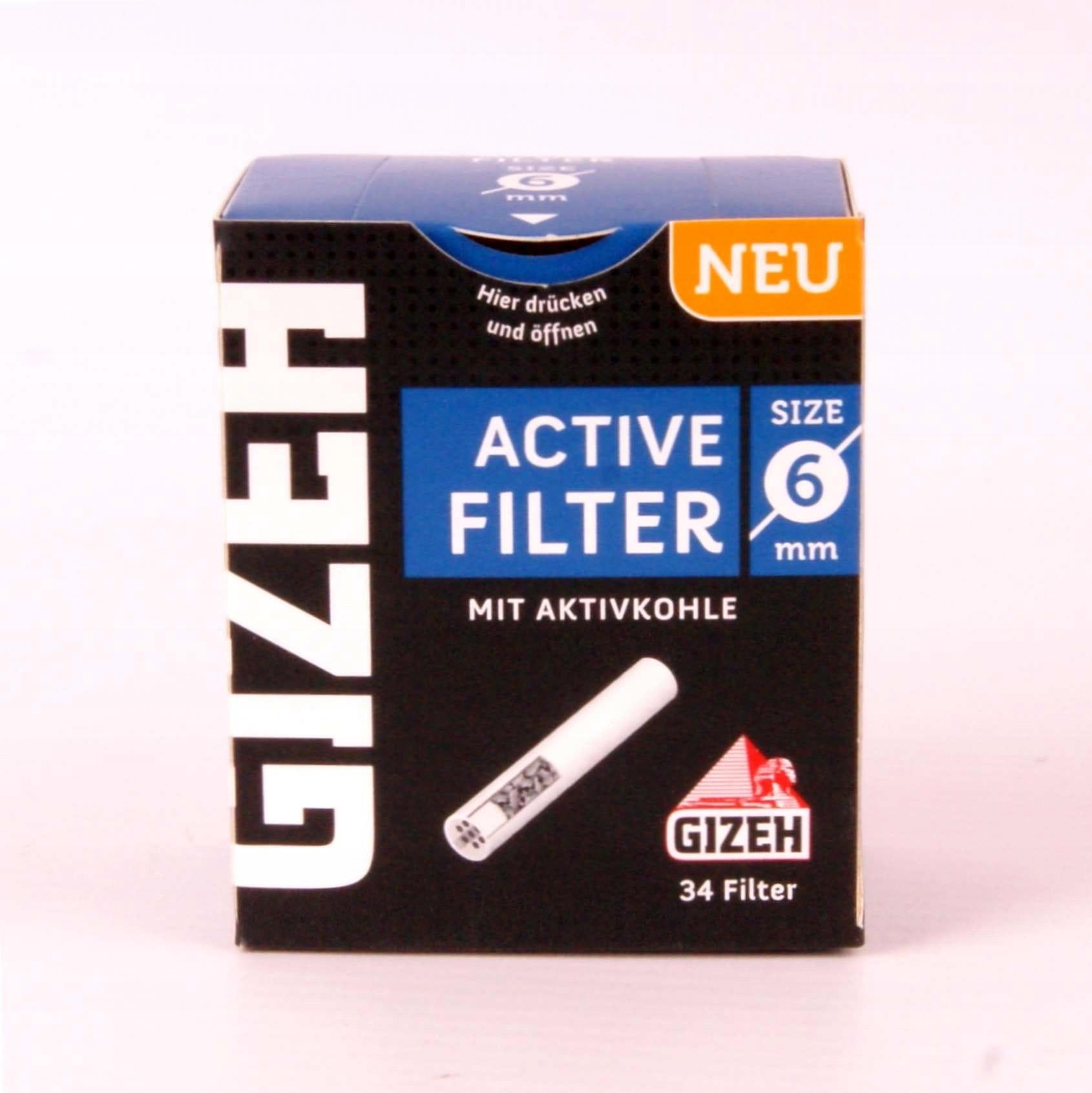 Фильтр, труба, Фильтры для трубки 6 мм GIZEH BrogShop
