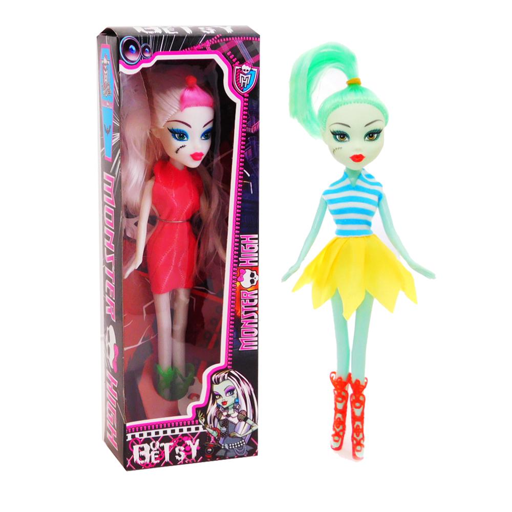 Duhové bábiky Monster Super Stylizations High Topánky