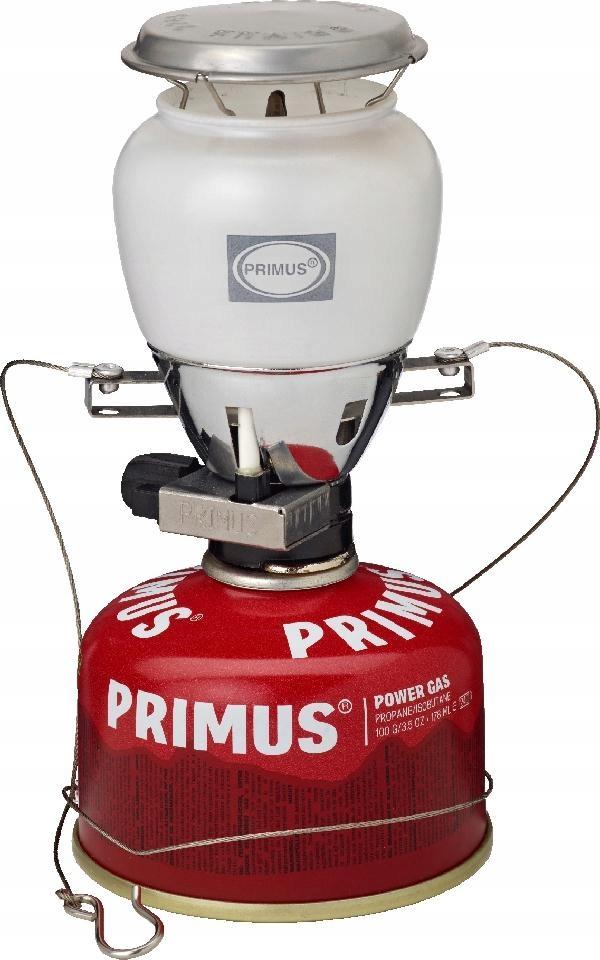 Plynová lampa Primus Ľahký