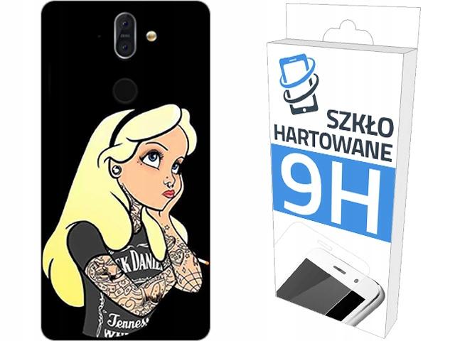200 wzorów Etui+szkło do Nokia 8 Sirocco Obudowa