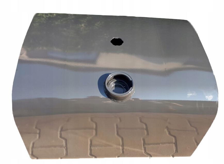 бак топлива daf lf 55 200 l алюминий