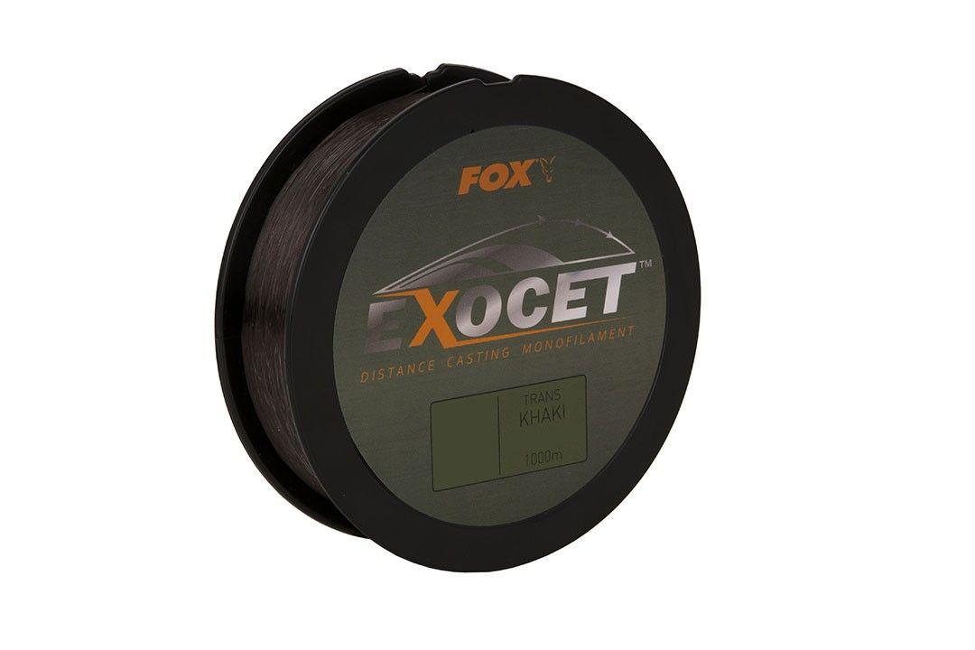 Fox Exocet Mono vlasec TRANS Khaki celkom 0,40 mm/1