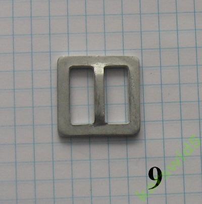 D-krúžok, slučka, háčik, pracka (9)