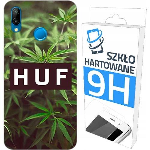200 wzorów Etui+szkło do Huawei P20 Lite Obudowa