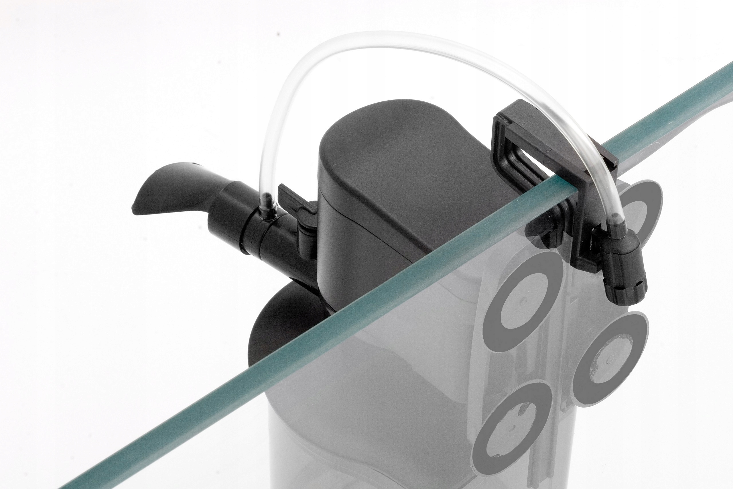 Внутренний фильтр Aquael Turbo filter 2000 возврат воды трубка