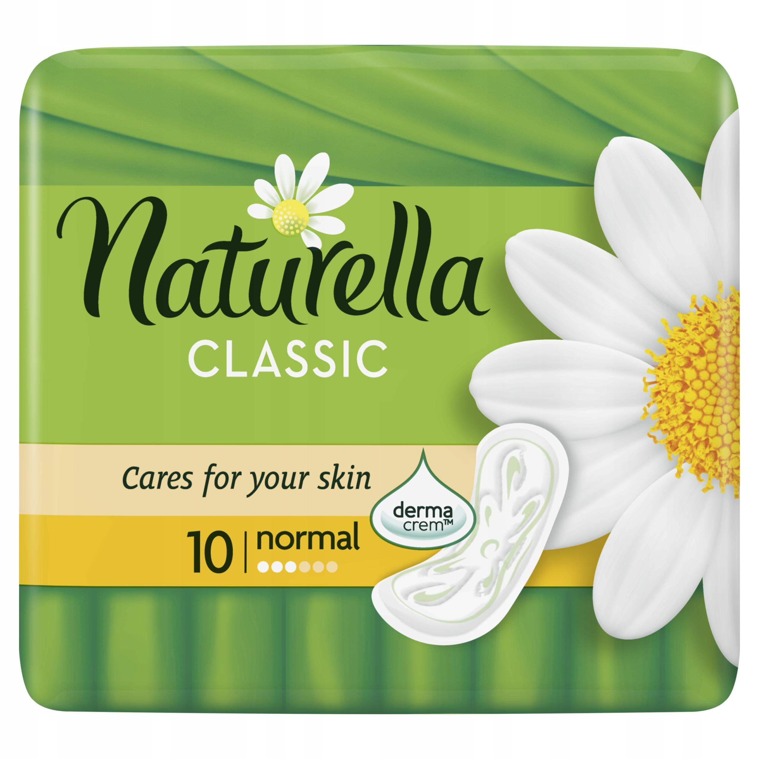 Гигиенические прокладки NATURELLA Classic Normal без крылышек