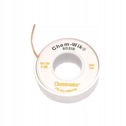 Opletenie CHEM-WIK L4 na plech 1,5mm 15m