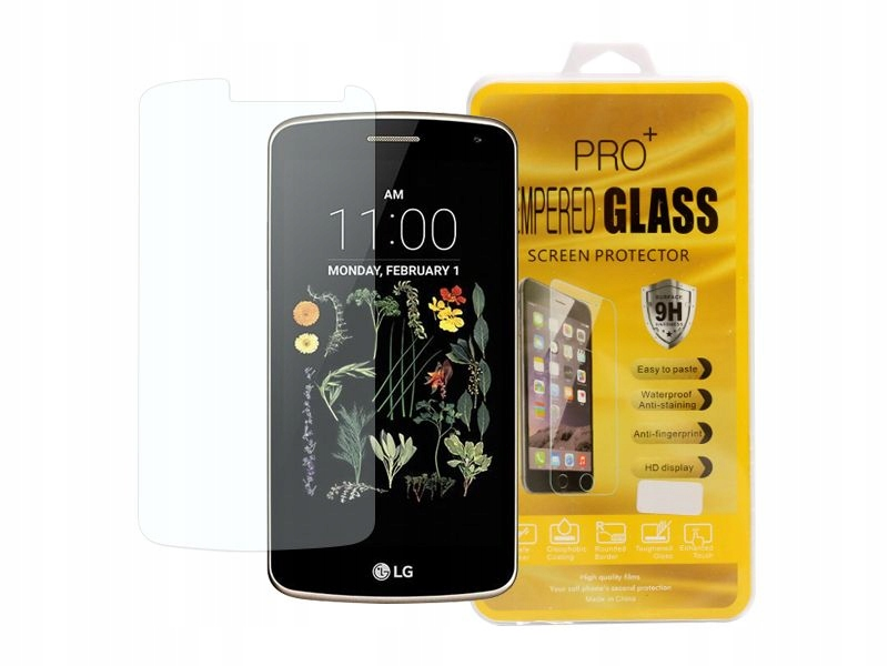 Lg K5 - szkło hartowane