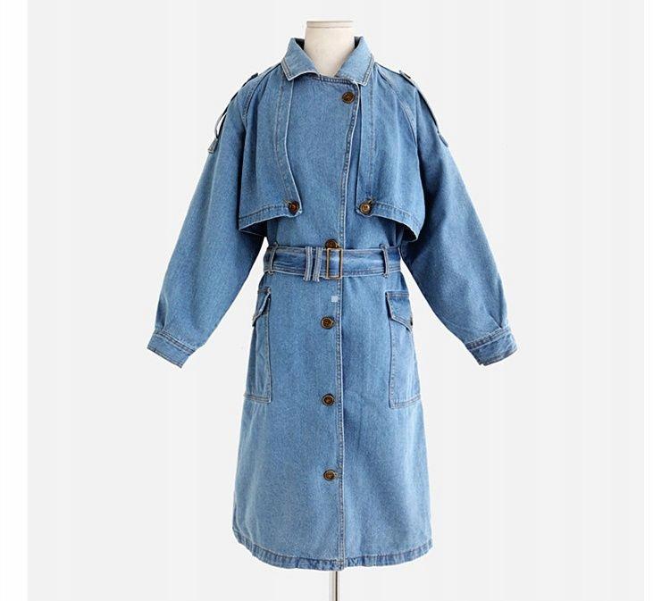 Kabát - Jeans - LUX Módy - VINTAGE
