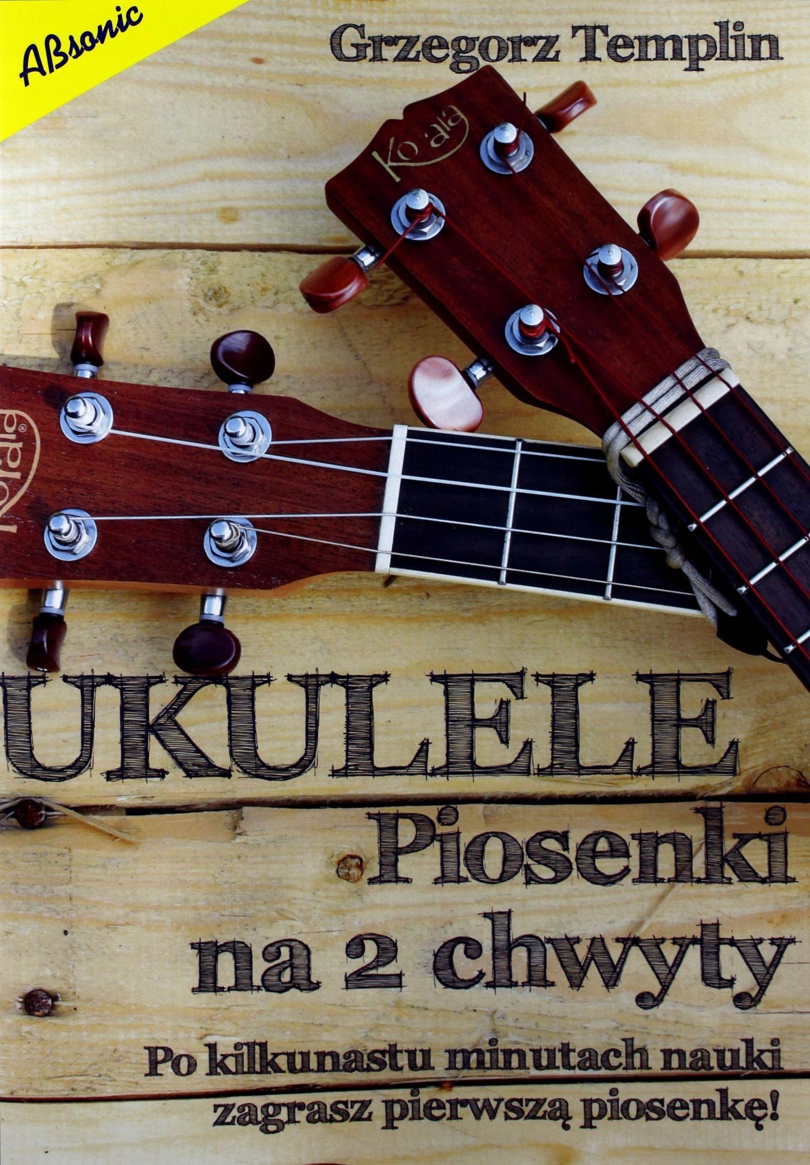 Item The book of Ukulele Songs 2 chords