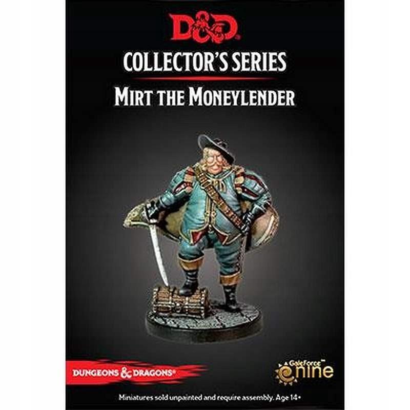 Купить D&D Collector Series: Мирт the Moneylender на Otpravka - цены и фото - доставка из Польши и стран Европы в Украину.