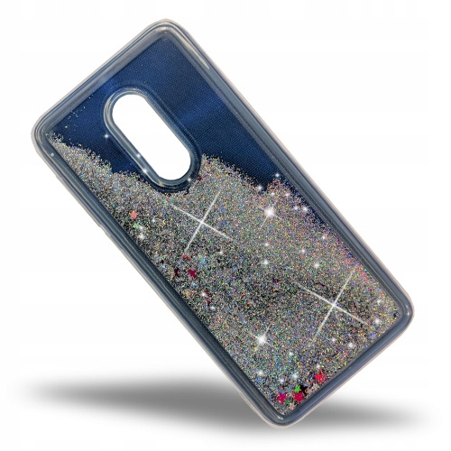 Brokat Liquid Glitter Etui Do Alcatel 3L