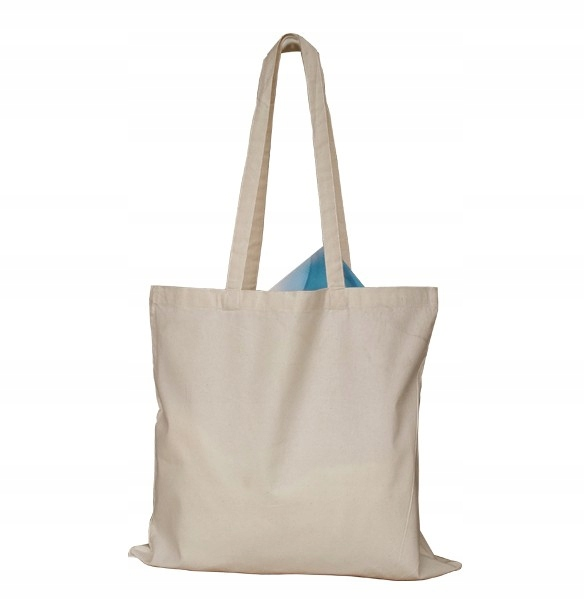 Item Bag cotton eco environmental ecru shopping